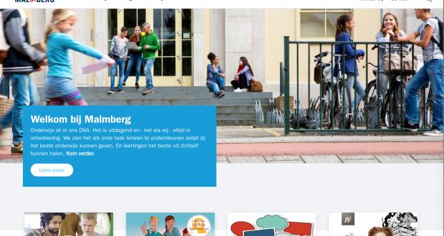 Mark Stoetzer Apps gaat samenwerken met Malmberg