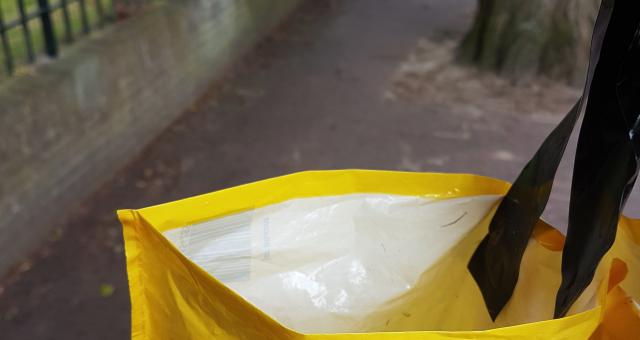 Hoe raar is afval opruimen?