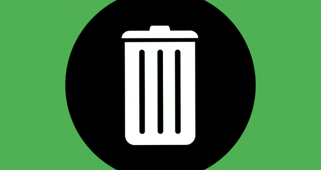 Update trash aware app